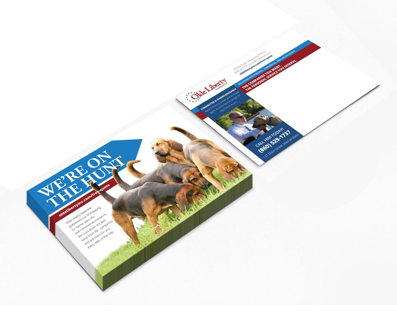 Insurance Postcard Campaign