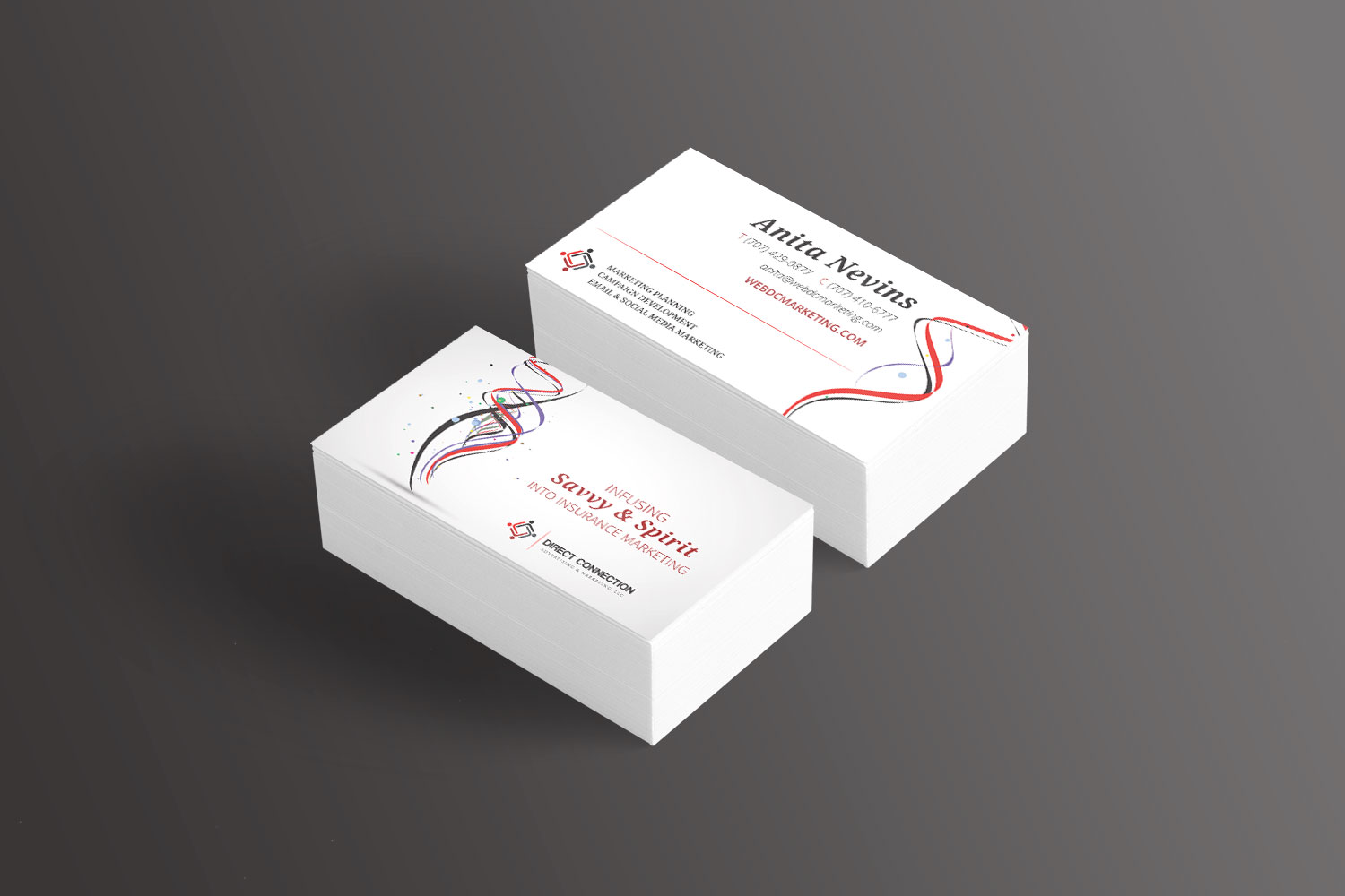 Branded Business Cards