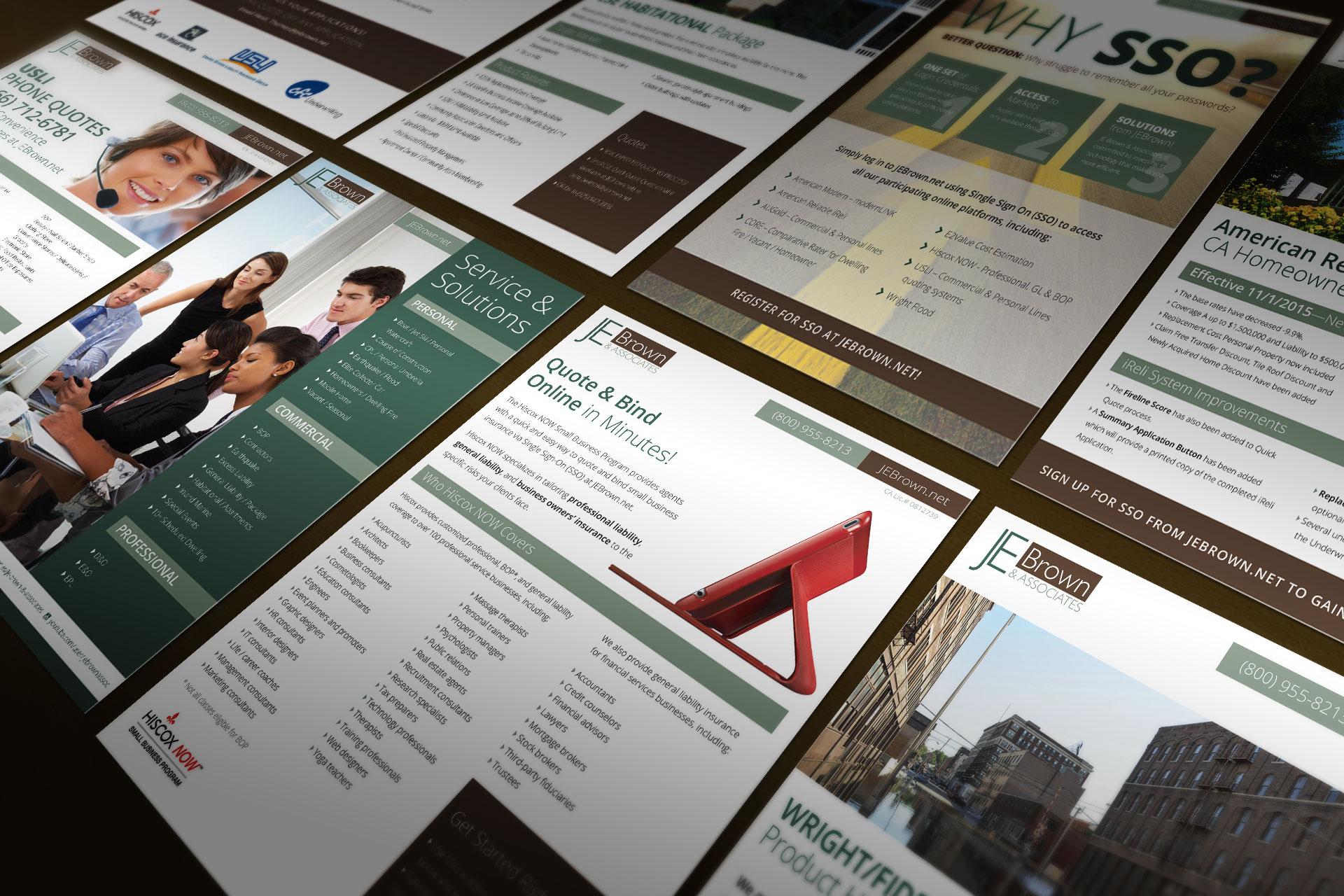 Insurance Flyer Design