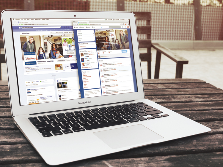 Insurance Social Media