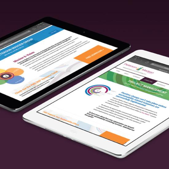 Responsive Corporate Web Design