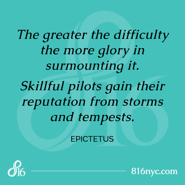 Stoic advice entrepreneur
