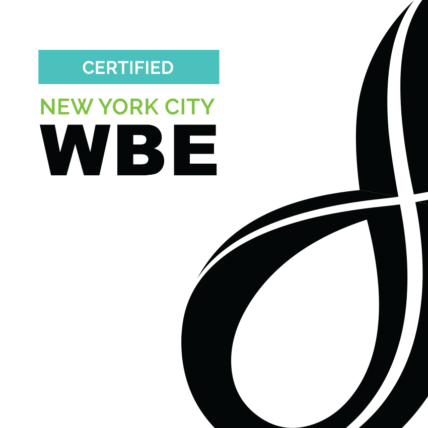 WBE certified NYC