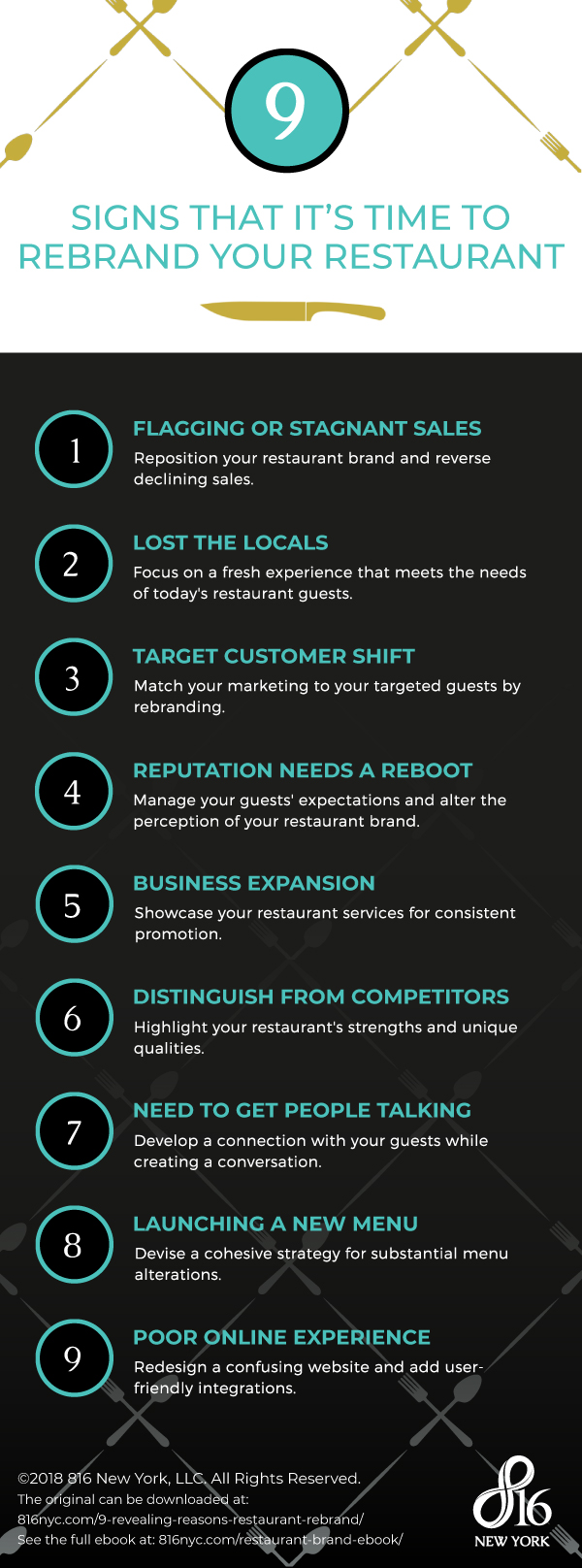 9 signs restaurant should rebrand