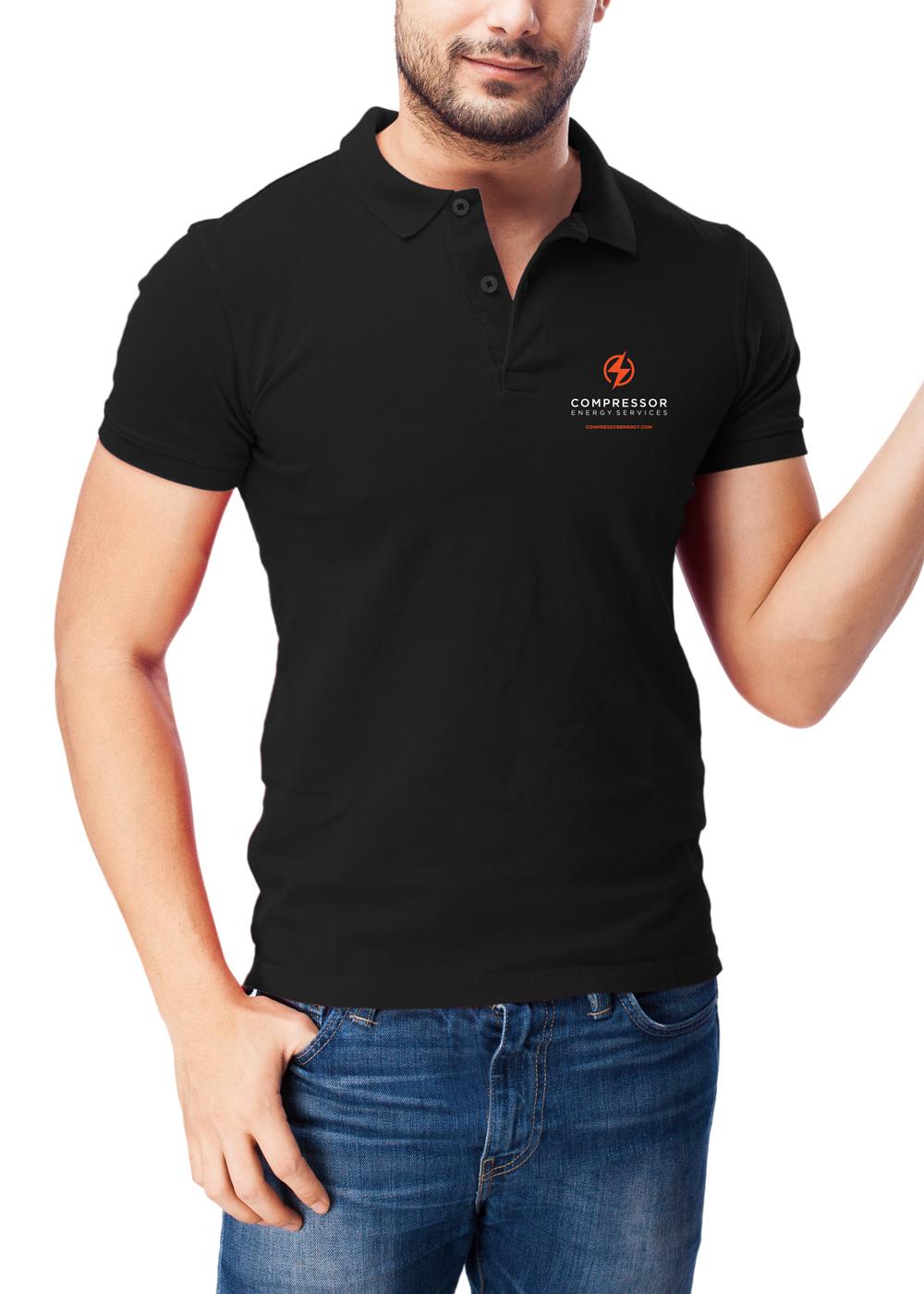 Energy company apparel