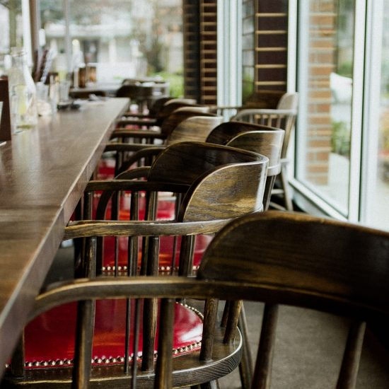 Empty restaurant seats need customers